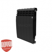 Радиатор Royal Thermo BiLiner 500 Noir Sable 6 секций