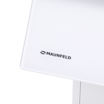 Кухонная вытяжка Maunfeld Cascada 60 White Glass  Фото в интернет магазине MiriQ.RU