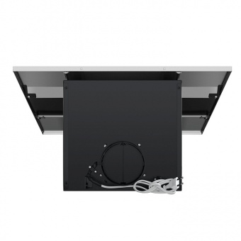 Кухонная вытяжка Maunfeld Bridge 50 Inox Black Glass  Фото в интернет магазине MiriQ.RU